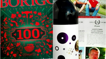 BORIGO Top 100!