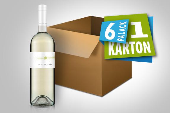 1 karton (6 palack) Olaszrizling 2019