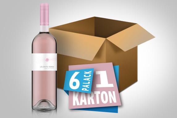 1 karton (6 palack) Rose Cuvée 2019