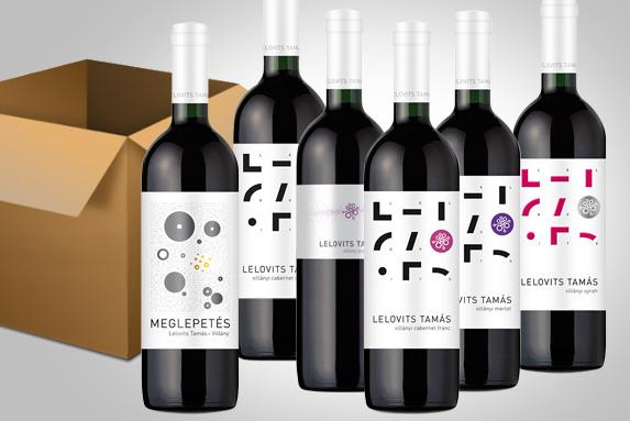 Klasszikusok Válogatása • 6 palack